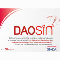 Abbildung von Daosin Kapseln 60 Stück