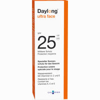 Daylong Ultra Face Spf 25  Creme 50 ml