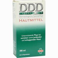 Ddd Hautmittel Dermatologische Spezialpflege Lösung  100 ml