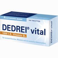 Abbildung von Dedrei Vital Tabletten 100 Stück