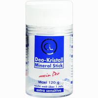 Deo-kristall-mineral-stick  Körperpflege 120 g