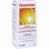 Abbildung von Dequonal Spray  50 ml