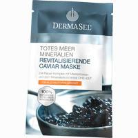 Dermasel Maske Caviar Exklusiv  Gesichtsmaske 12 ml