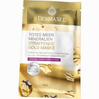 Dermasel Maske Gold Exklusiv  Gesichtsmaske 12 ml