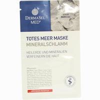 Dermasel Maske Mineralschlamm Med  Gesichtsmaske 12 ml