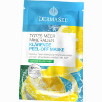 Dermasel Maske Peel-off Spa  Gesichtsmaske 12 ml