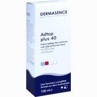 Abbildung von Dermasence Adtop Plus 40 Creme 100 ml