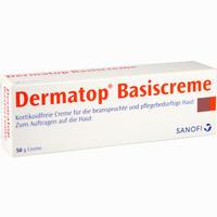 Dermatop Basiscreme 50 g