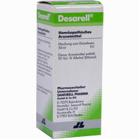 Abbildung von Desarell  Tropfen 50 ml