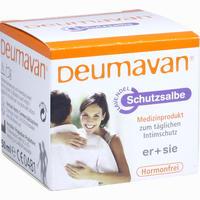 Abbildung von Deumavan Schutzsalbe Lavendel Dose Medizinprodukt Fettsalbe 50 ml