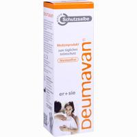Abbildung von Deumavan Schutzsalbe Natur Ohne Lavendel Tube Fettsalbe 125 ml