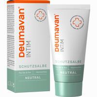 Abbildung von Deumavan Schutzsalbe Neutral Tube Medizinprodukt 50 ml