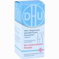Abbildung von Dhu Magnesium Phosphoricum Pentarkan Tabletten  80 Stück