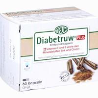 Abbildung von Diabetruw Plus Kapseln 60 Stück