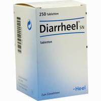 Abbildung von Diarrheel Sn Tabletten 250 Stück