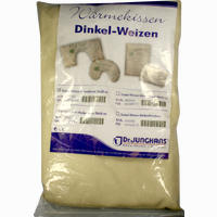 Dinkel-Weizen-Wärmekissen 20x30cm Mit Bezug 1 Stück