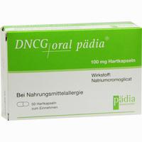 Dncg Oral Pädia  Kapseln 50 Stück