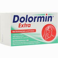 Abbildung von Dolormin Extra Filmtabletten 50 Stück