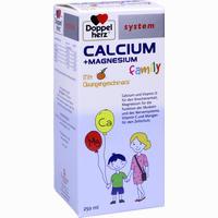 Abbildung von Doppelherz Calcium+magnesium Family System Fluid 250 ml