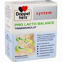 Abbildung von Doppelherz System Pro Lacto Balance Trinkgranulat  14 Stück