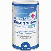 Abbildung von Dr. Jacobs Basenpulver Plus  300 g