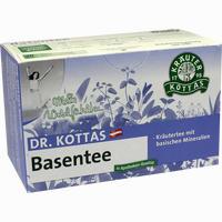 Dr. Kottas Basentee Filterbeutel 20 Stück