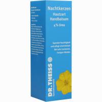 Abbildung von Dr.theiss Nachtkerzen Hautzart Handbalsam  Creme 100 ml