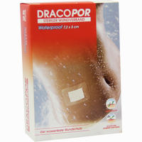 Dracopor Waterproof Wundverband Steril 5cmx7.2cm   25 Stück