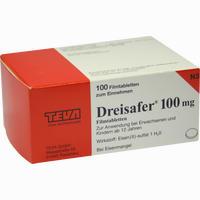 Abbildung von Dreisafer Filmtabletten 100 Stück