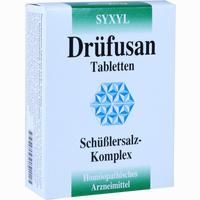 Abbildung von Drüfusan Tabletten Syxyl  100 Stück