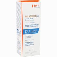 Abbildung von Ducray Melascreen Photoaging Uv Leichte Creme Lsf 50+  40 ml
