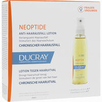 Ducray Neoptide Anlagebedingter Haarausfall  Tinktur 3X30 ml