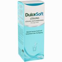 Abbildung von Dulcosoft Lösung Lösung Zum Einnehmen 250 ml