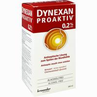 Dynexan Proaktiv 0.2% Chx Lösung 300 ML