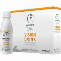 Eagle Eye Lutein Vision Drink  Flasche 5X50 ml