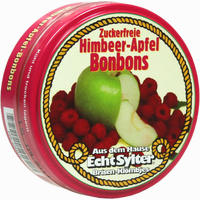 Echt Sylter Himbeer-apfel-bonbons Zuckerfrei   70 g