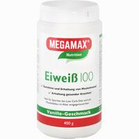 Eiweiss 100 Vanille Mega Pulver 400 g