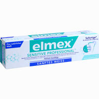 Abbildung von Elmex Sensitive Professional Plus Sanftes Weiß Zahnpasta  75 ml