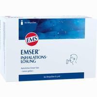 Emser Inhalationslösung 60 Stück