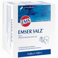 Emser Salz Beutel 50 Stück