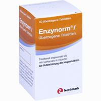 Abbildung von Enzynorm F Tabletten 50 Stück