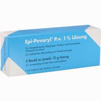 Abbildung von Epi Pevaryl Pv Btl  Lösung 6X10 g