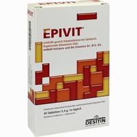 Epivit Filmtabletten 30 Stück