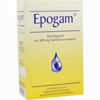 Abbildung von Epogam Kapseln  240 Stück