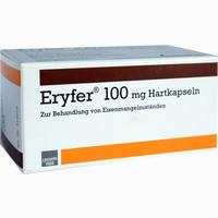Abbildung von Eryfer 100 Kapseln 50 Stück