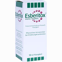 Abbildung von Esberitox Mono Tropfen 50 ml