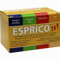 Esprico 1x1  Suspension 30X4 ml