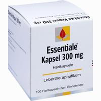 Essentiale 300 Mg  Kapseln 100 Stück