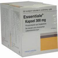 Essentiale Kapseln 300mg   Eurim 100 Stück