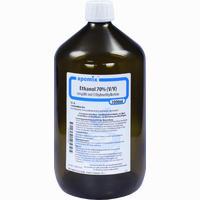 Abbildung von Ethanol Mek Denaturatum 70%  Fluid 1 l